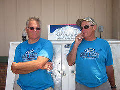 Capt. Eric & Capt. Wayne - Frankfort MI Fishing Guides
