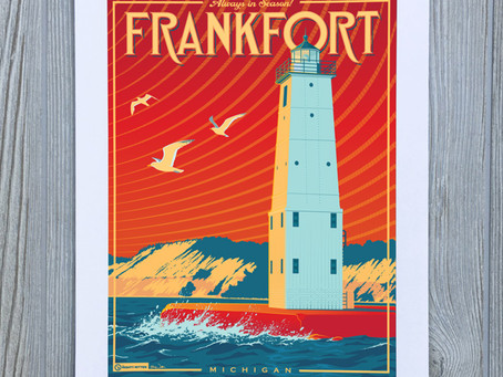 """3 Reasons why Frankfort is the perfect HQ for your """"Up North"""" travels"""