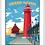 Thumbnail: Grand Haven - Michigan Travel Art Print