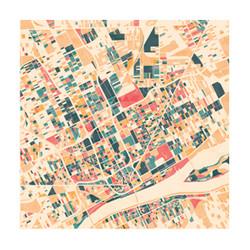Detroit Block Map