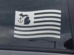 MI Nation Sticker