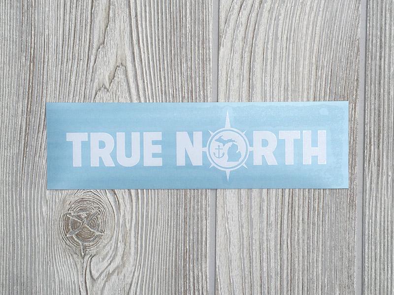 True North Decal