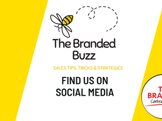 Branded Buzz: Follow us on social