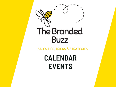 Branded Buzz: Using calendar events to close sales
