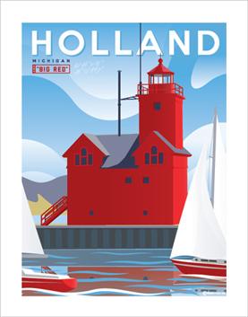 Holland (Big Red)
