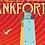 Thumbnail: Frankfort - Michigan Travel Art Print