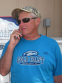 Captain Wayne Smith - Frankfort Charter Fishing Captain