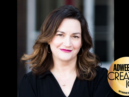 Julia Campbell named in Adweek's Creative 100