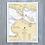 Thumbnail: Mackinac Straits Chart - Michigan Nautical Chart