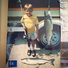 Family sportfishing