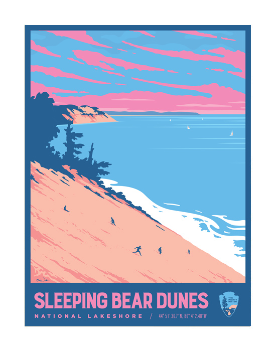 Sleeping Bear Dunes 2