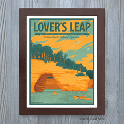 Lovers Leap Pictured Rocks