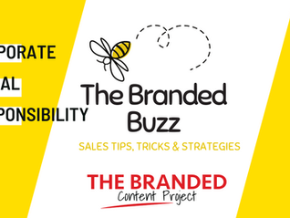 The Branded Buzz: Corporate Social Responsibility and Branded Content