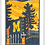 Thumbnail: Michigan Stadium - Michigan Travel Art Print
