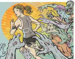 Zombies! Run!