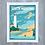 Thumbnail: South Manitou Island - Michigan Travel Art Print