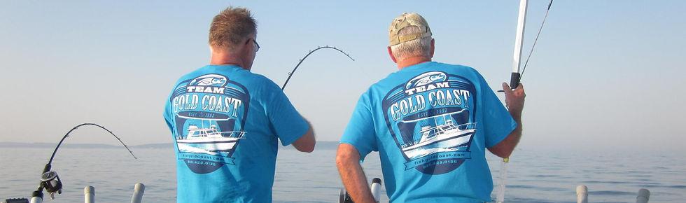Capt Eric & Capt Wayne - Frankfort MI Fishing Guides