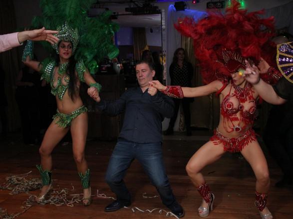 El carnaval de Brasil a tu fiesta