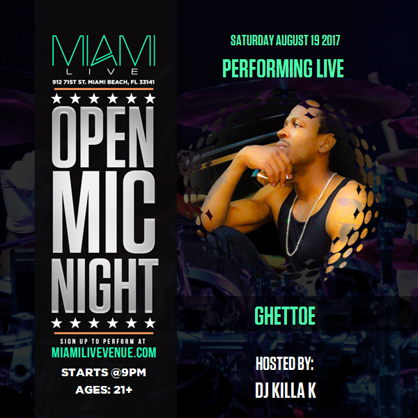Miami Live August 19, 2017