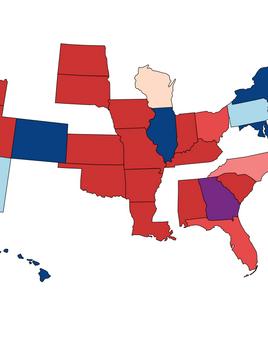 2022 Senate Election Ratings - July 2021