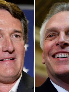 2021 Gubernatorial Elections: Virginia