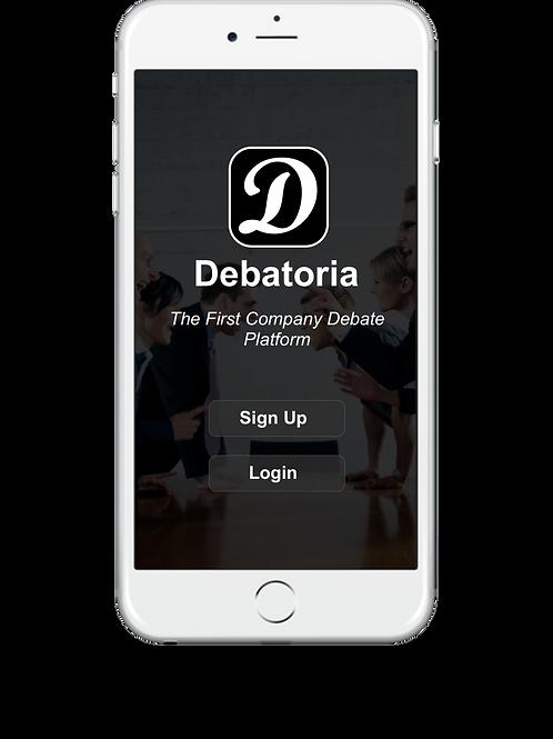 Debatoria Pro