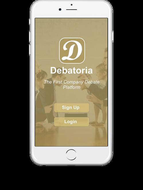 Debatoria Premium