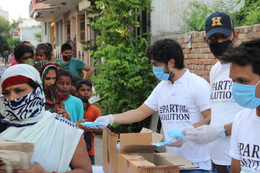 How to Help the Needy?