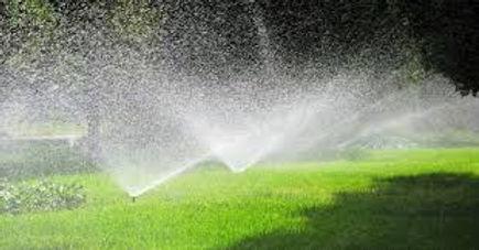 Sprinkler installation