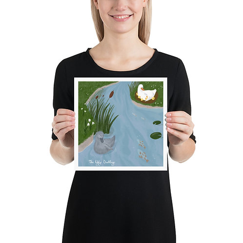 Print - The Ugly Duckling