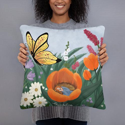 Thumbelina Pillow