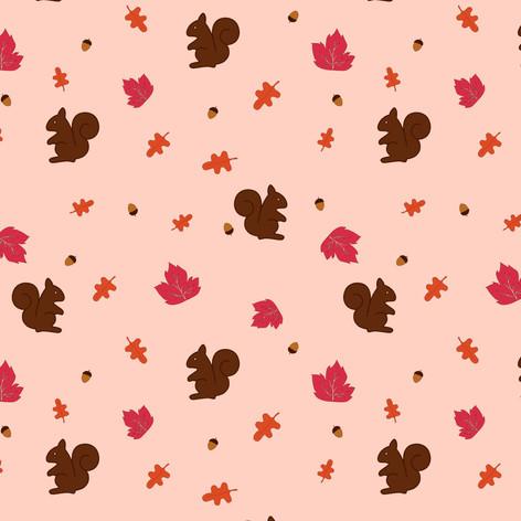 Autumn Squirrels