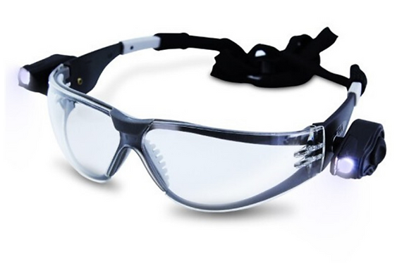 LED glasses PRO Anti FOG