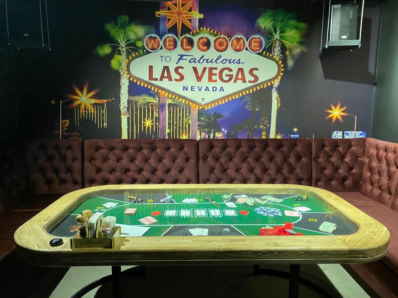 Las Vegas на 12 человек