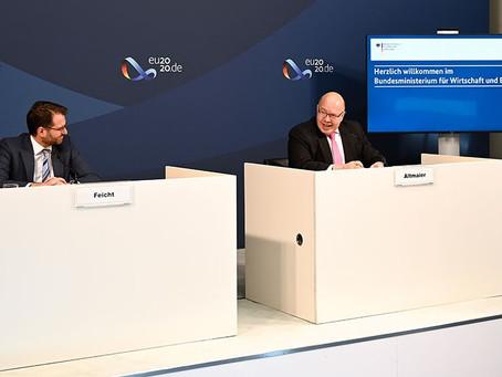"""Bundestag verabschiedet EEG-NovelleAltmaier: """"EEG 2021 sendet klares Zukunftssignal"""