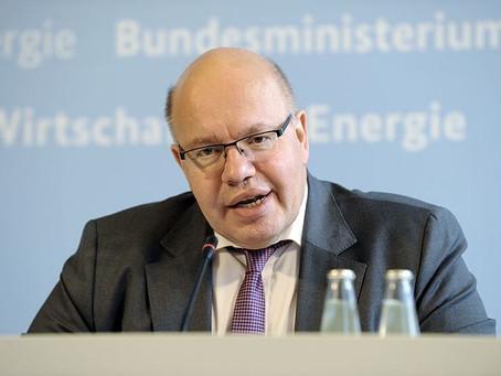 """Altmaier: """"EEG tritt wie geplant zum 1. Januar 2021 in Kraft."""
