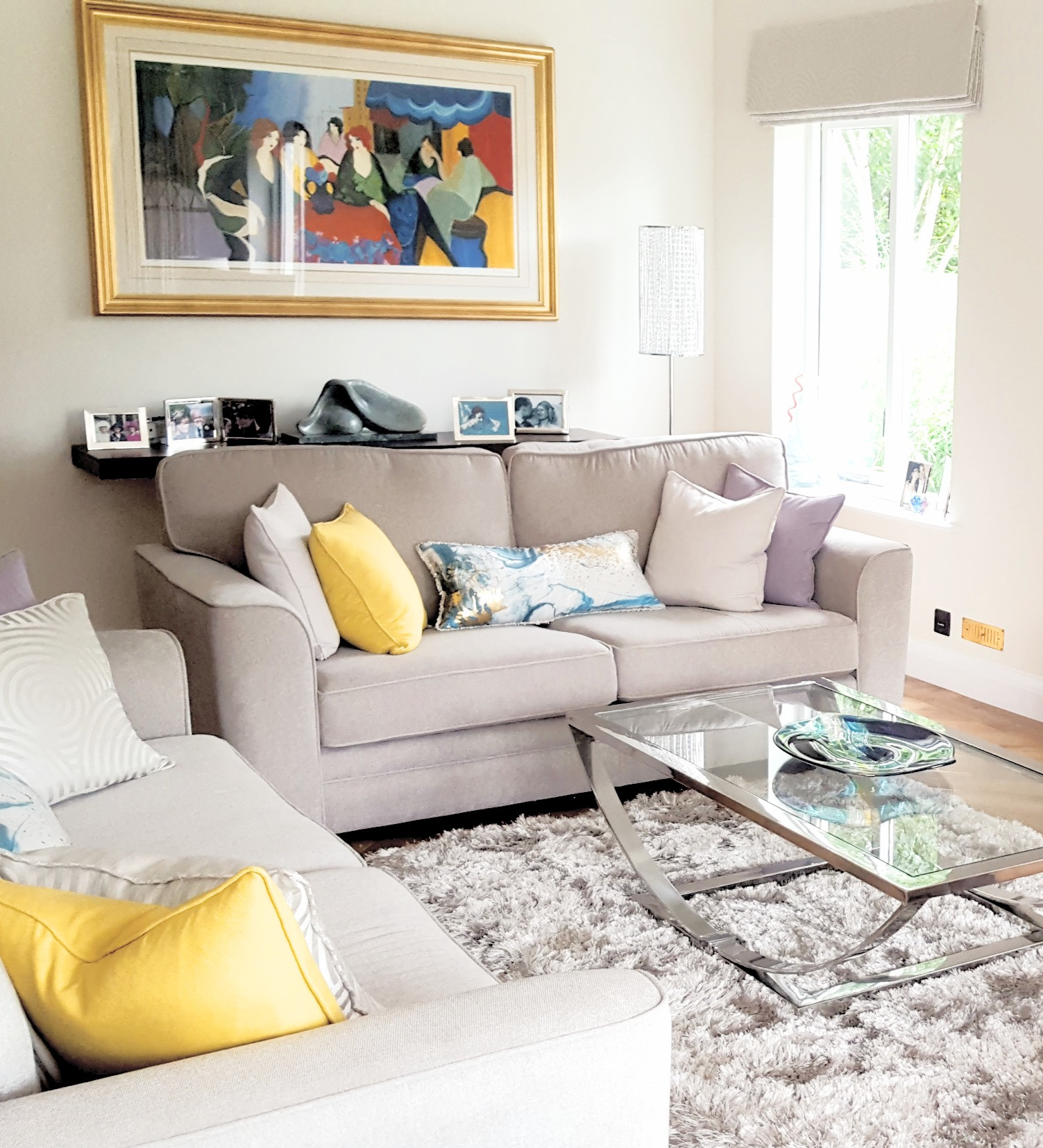 Lounge in Bookham