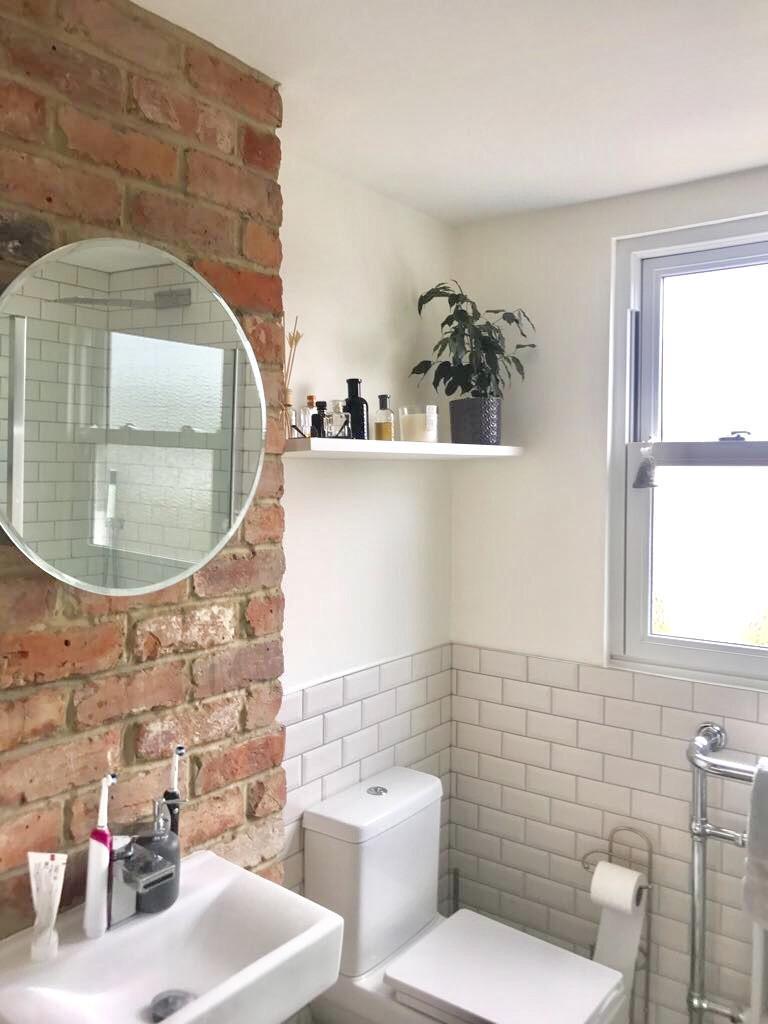 Bathroom in Loft Conversion