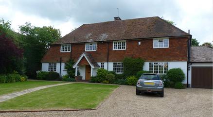 House in Merror, Guildford, Surrey