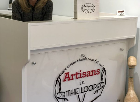 A NEW ART GALLERY COMING TO THE DELMAR LOOP!