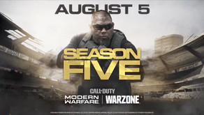 CoD: Modern Warfare - Season 5