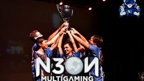 Die Gewinner vom N3on R6 Cup #63