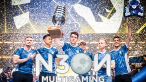 Die Gewinner vom N3on R6 Cup #62
