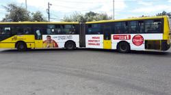 Publicidad en Metrobus