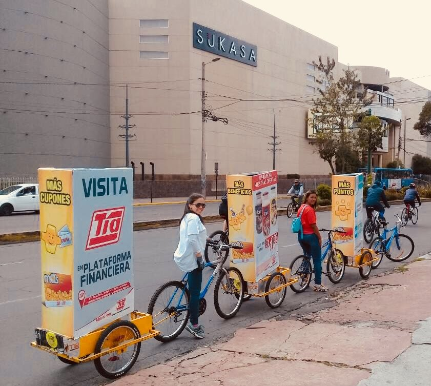 Bici Banners Imaginarios