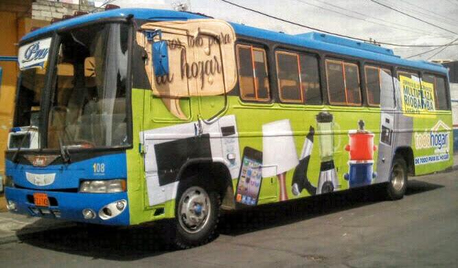 Show Bus Imaginarios