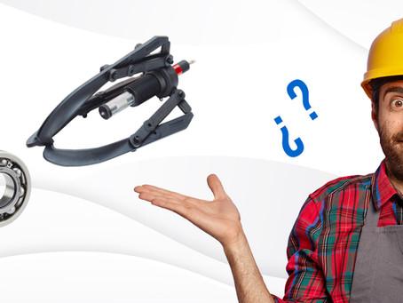 ¿Cómo debo realizar el montaje y extracción de rodamientos?
