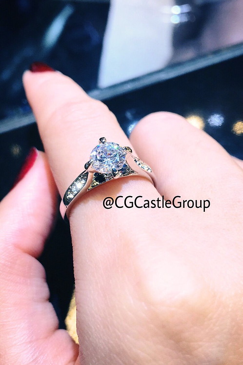 CG Solitaire 💎Crystal Ring