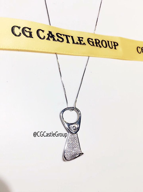 CG Can Opener Necklace