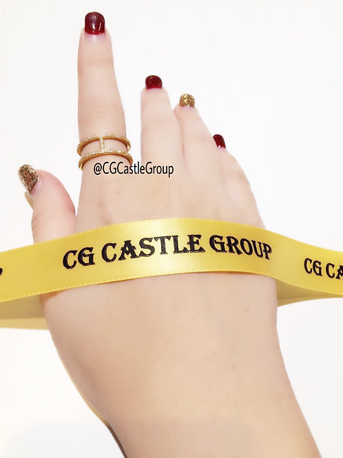 CG I Ring Yellow Gold